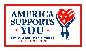 America Supports You Logo